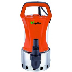 Pompa sommergibile per sollevamento acque sporche PAPILLON Grouper inox Watt 1100