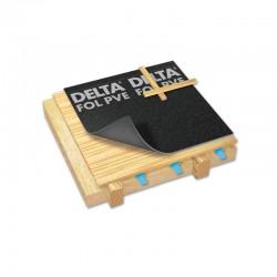 Delta Fol Pve il telo freno vapore impermeabile in rotoli da 1.5 m x 50 m