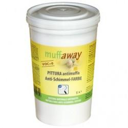 Pittura di calce antimuffa- Muffaway 1 L