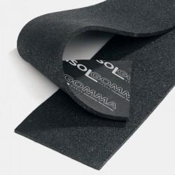 Isolante acustico sottoparete in strisce