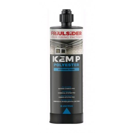 Tassello chimico senza stirene Friulsider KEM P 954