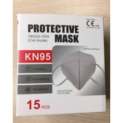 Mascherina protettiva KN95 tipo FFP2
