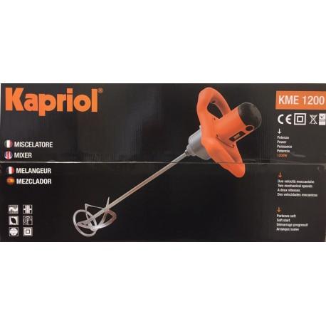 Miscelatore Kapriol KME1200