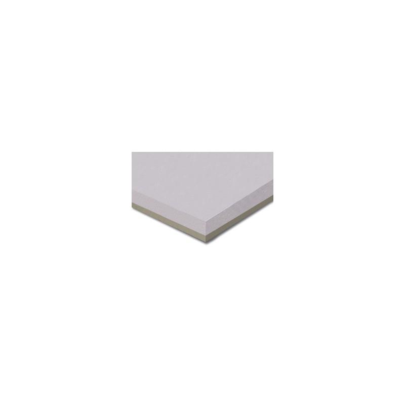 isolante termico xps accoppiato con lastra di cartongesso 100 cm x 120 cm vendita prezzo. Black Bedroom Furniture Sets. Home Design Ideas