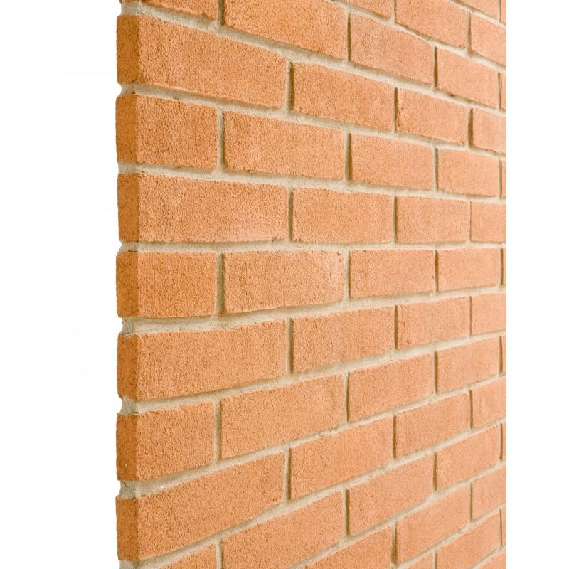 Mattoni a vista per esterni awesome mattoni naturali per pareti muretti e colonne faccia a - Cucina in mattoni faccia vista ...