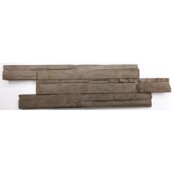 Listello di rivestimento Disegual in vero laterizio faccia a vista- scatola da 0,34 mq