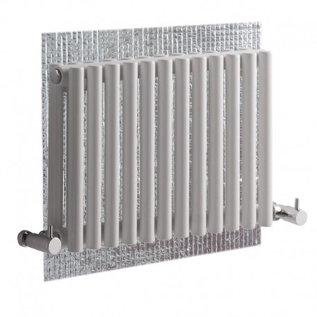 TERMOFLEX PLT 5 pannelli termoriflettenti impermeabili, imputrescibili 100 x 70 cm