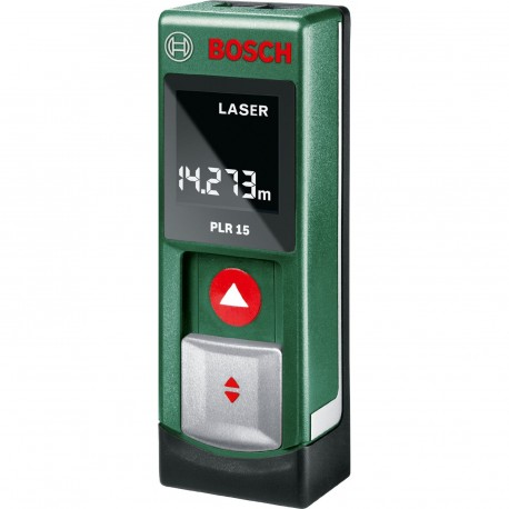 Distanziometro Laser Bosch PLR 15
