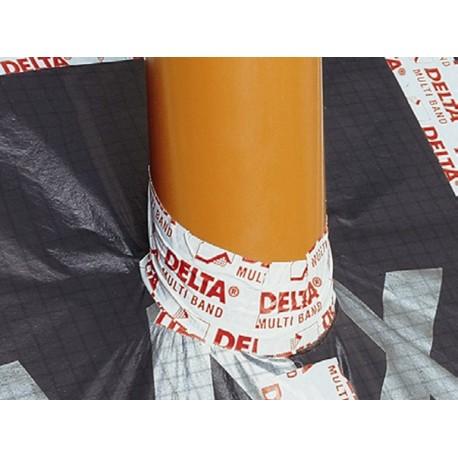 DELTA MULTI BAND: banda adesiva universale ad alto potere adesivo 1 rotolo H 60 mm x 25 m