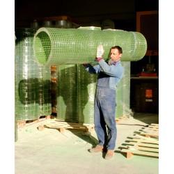Rete in materiale composito per in rinforzo in edilizia in rotoli da 60 mq e maglia da 66 x 66 mm o 99 x 99 mm