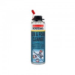 Solvente per schiuma poliuretanica