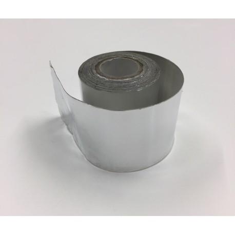 Nastro adesivo in alluminio- rotolo da 10 metri