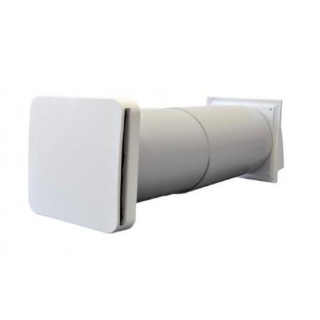 Ventilatore con scambiatore di calore e sensore di umidità