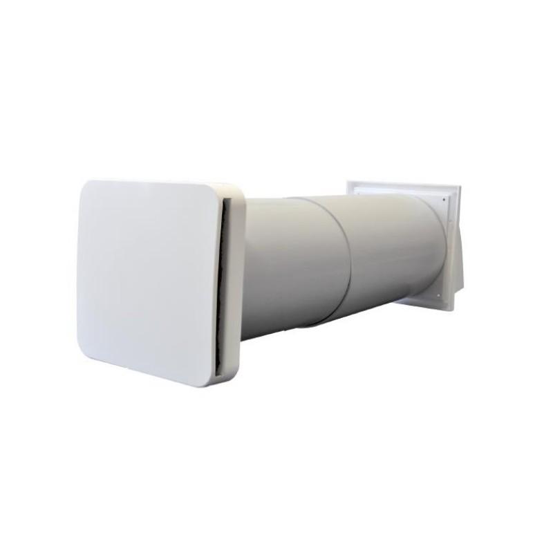 Ventilatore con scambiatore di calore e sensore di umidit - Scambiatore di calore casa ...