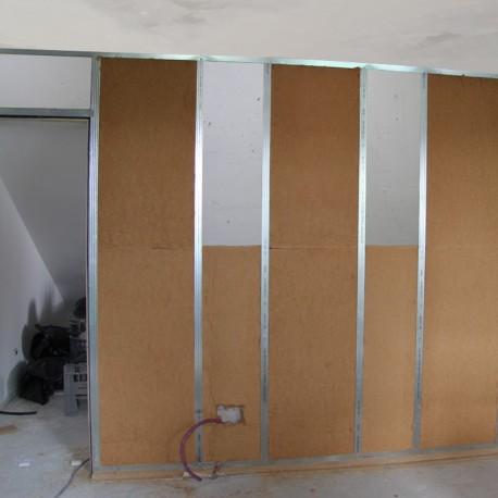 isolante flessibile in fibra di legno