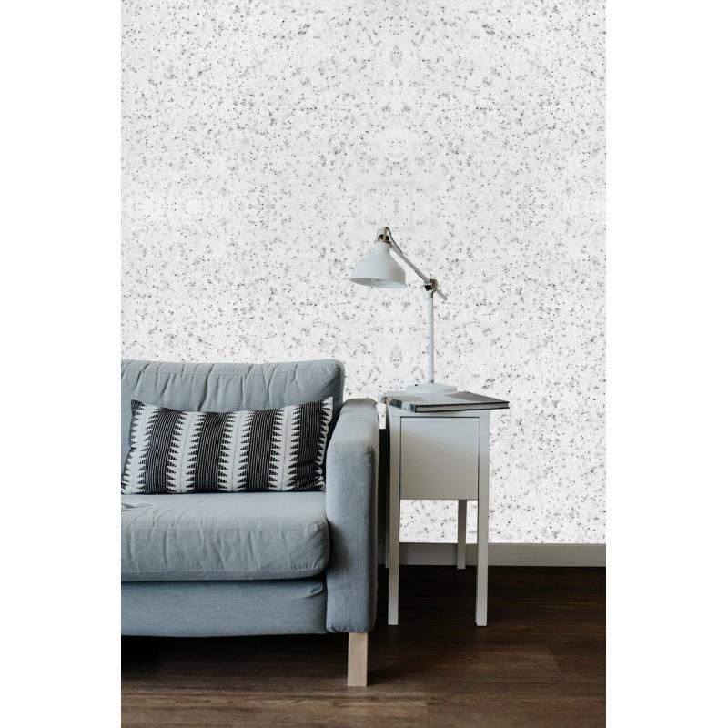 Rivestimento isolante in sughero decorativo coconut white per pareti e soffitti rotolo da 3 85 - Rivestimento decorativo pareti ...