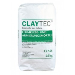 Claytec collante rasante