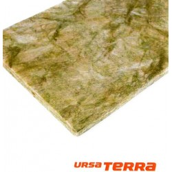 Bancale altezza 150 cm di pannello isolante in lana minerale Ursa Terra 125 x 60 cm