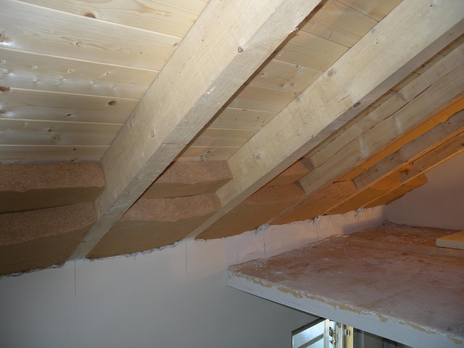 Coibentare soffitto dall interno casamia idea di immagine - Isolare il soffitto dall interno ...