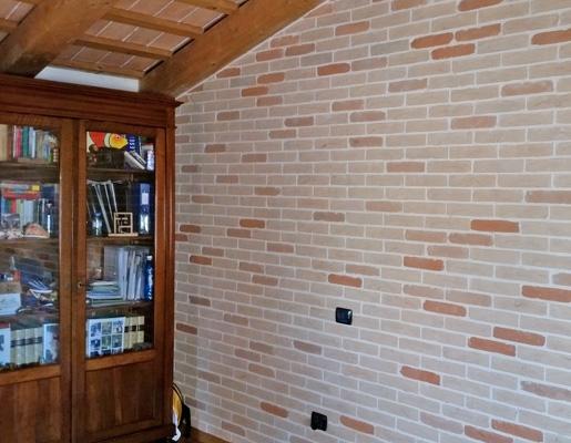 Listello da rivestimento Decor su parete